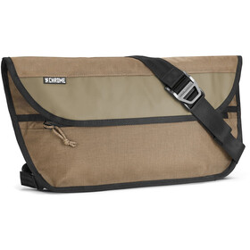 Chrome Simple Messenger Bag stone grey